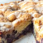 blueberry coffee cake with streusel