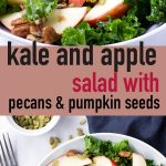 kale an apple salad