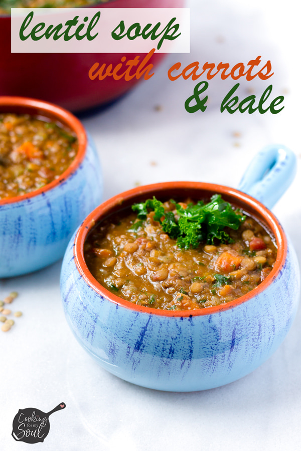 one pot lentil soup healthy