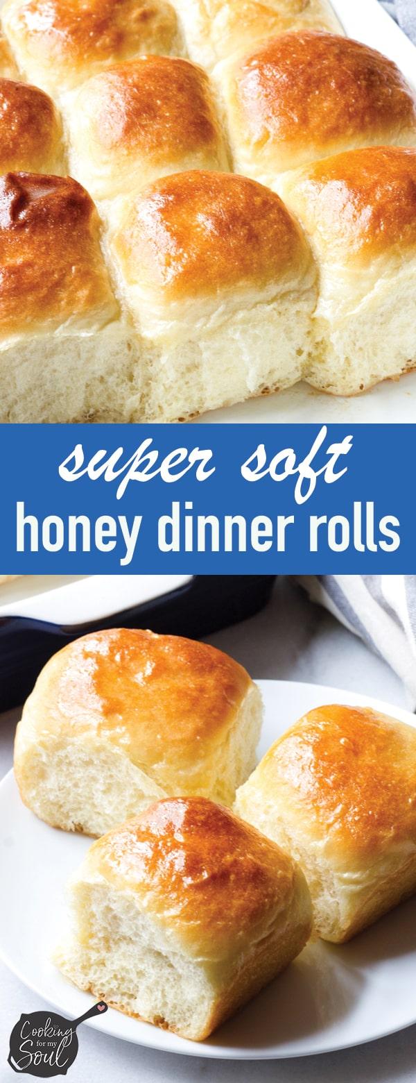 Honey Dinner Rolls