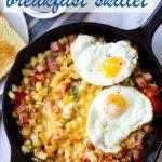 Hearty American Breakfast Skillet