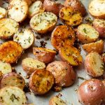 Sheet Pan Roasted Potatoes