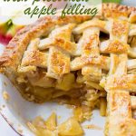 Easy apple apie