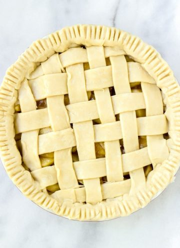 Pie Crust 101 (Buttery and Flaky)