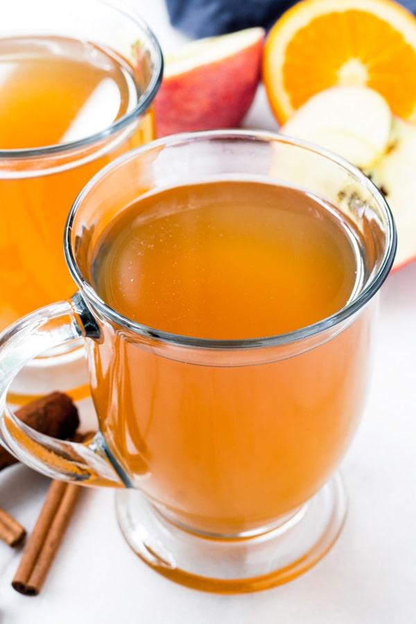 Crockpot Hot Apple Cider
