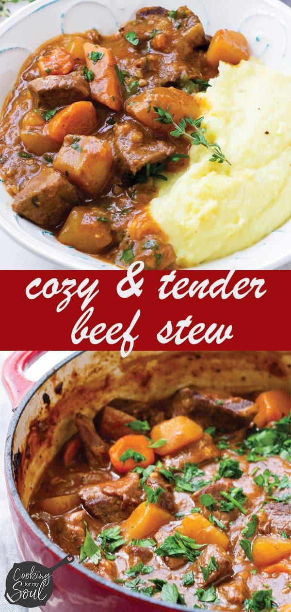 Beef Stew Thick Gravy