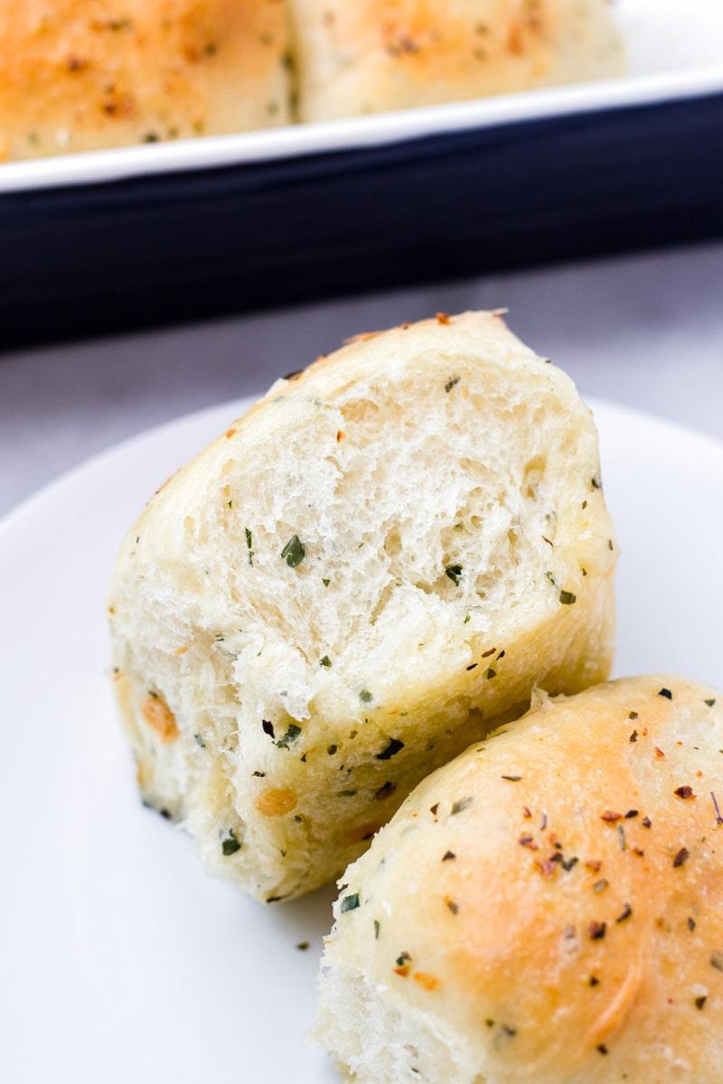 Soft and Tender Butter Dinner Rolls