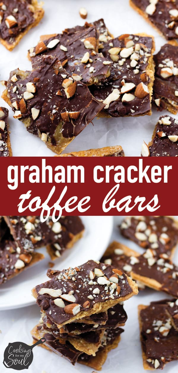 Recipe for Graham Cracker Toffee