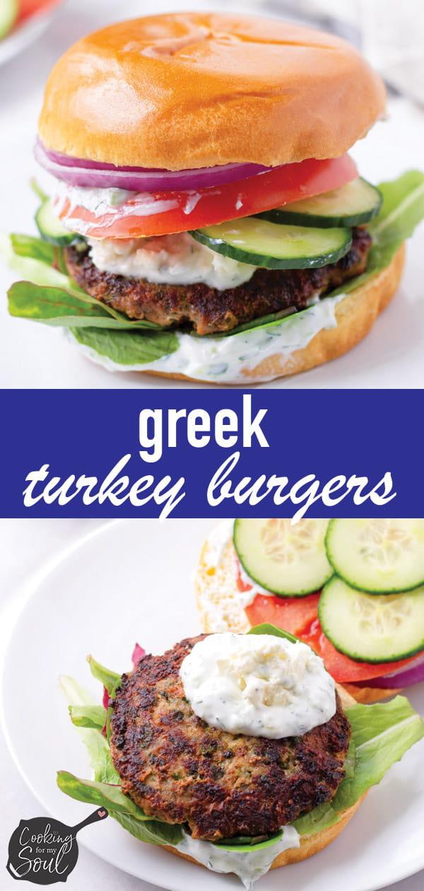 mediterranean burgers healthy