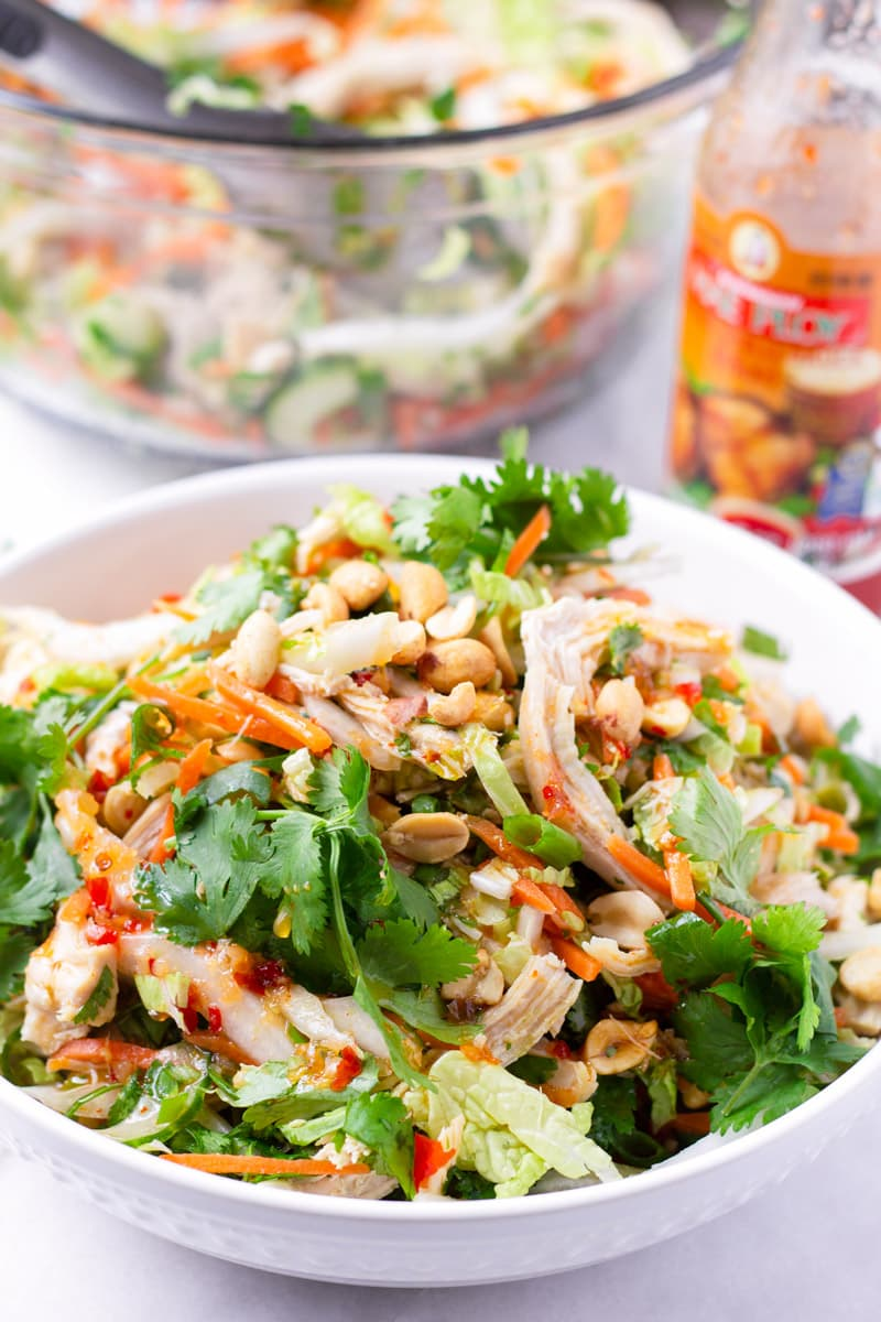 Thai Sweet Chili Salad Dressing