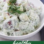 pin image design for salad red potatoes