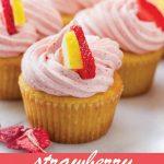 pin for lemon cupcakes