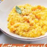 pin image design for butternut squash risotto