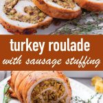 pin image design for turkey roulade